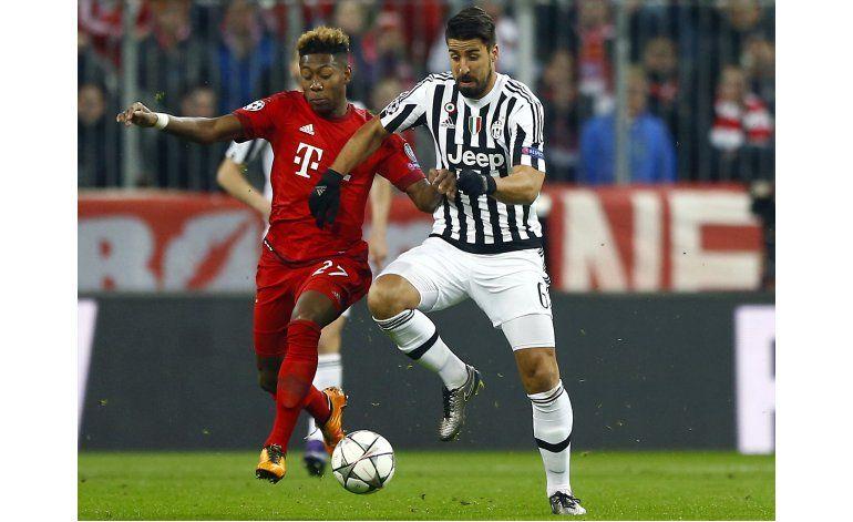 Bayern extiende por 3 años el contrato de David Alaba