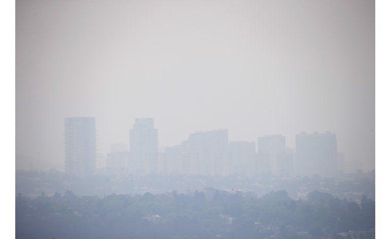 Ciudad de México encara nuevamente fantasma de contaminación