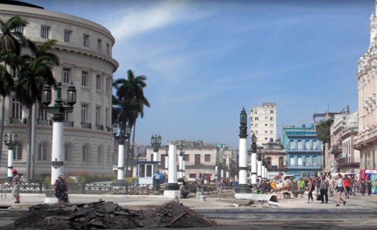 Así está quedando La Habana por la visita de Barack Obama