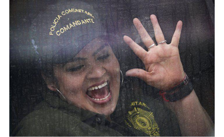 En libertad activista comunitaria Nestora Salgado en México