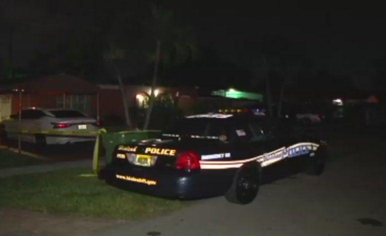 Hombre se suicida después de asesina a su suegra y herir de bala a su mujer en el oeste de Hialeah
