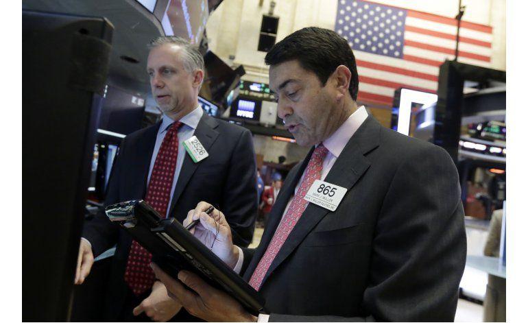 Wall Street logra su quinta semana de ganancias