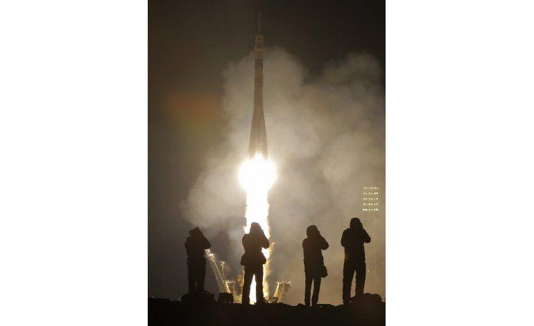 Parte nueva misión a la Estación Espacial Internacional