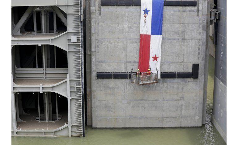 Ampliación del Canal en pruebas cruciales para inauguración