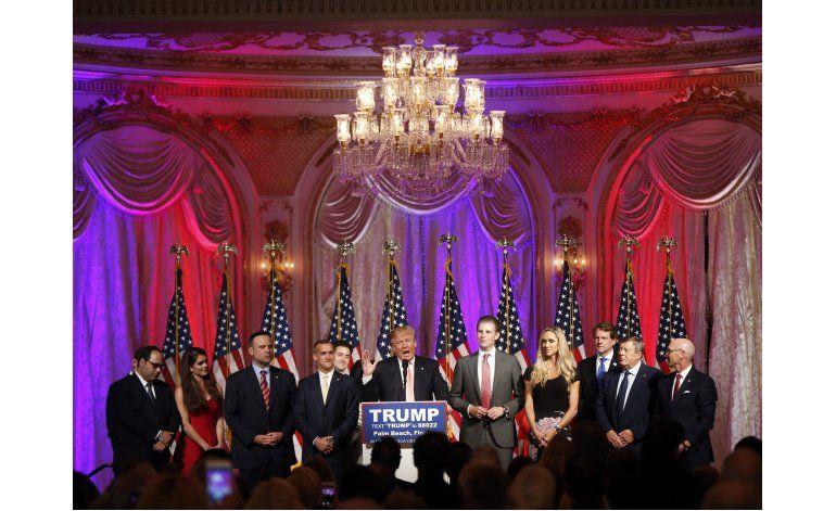 Trump lleva a Arizona su mensaje contra la inmigración
