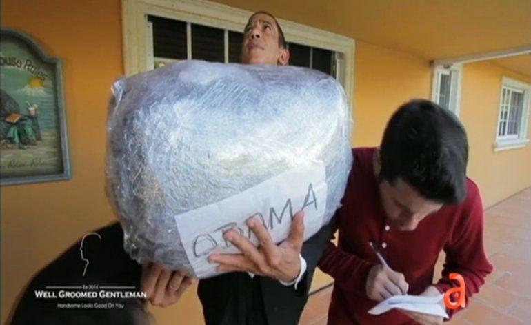 Los Pichy Boys Preparan a Obama para su viaje a Cuba
