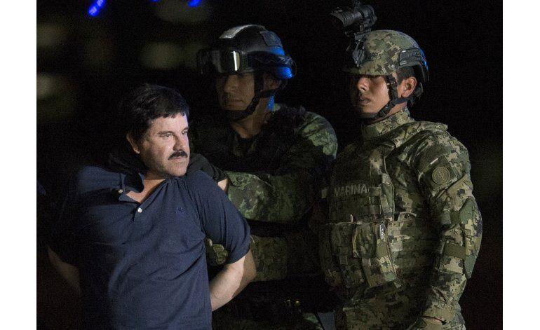 El Chapo Guzmán lee superación personal en prisión