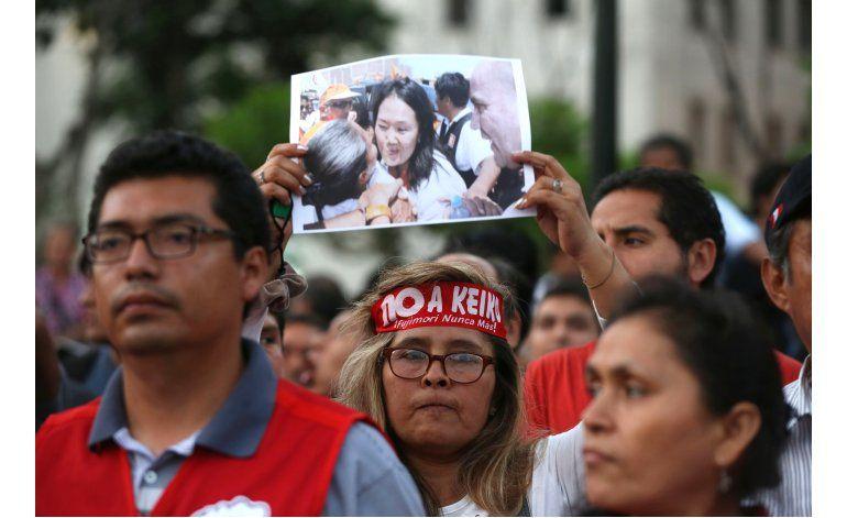 Tribunal electoral abre proceso de exclusión a Fujimori