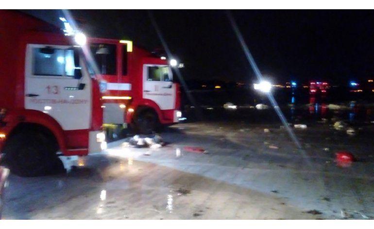 Víctima colombiana entre los 62 muertos de avión de Dubái