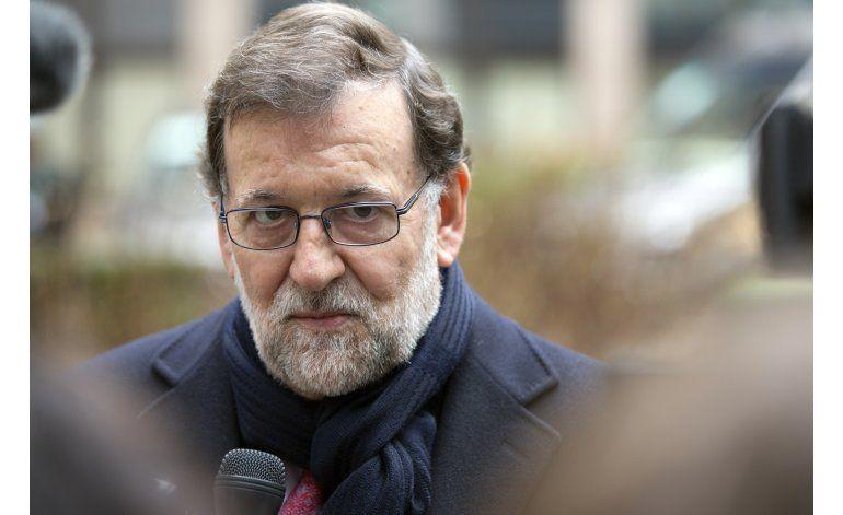 Presidente interino español no abandona idea de coalición