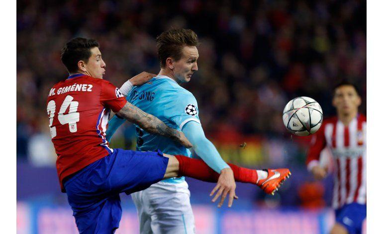 Giménez se lesiona y no podrá jugar con Uruguay