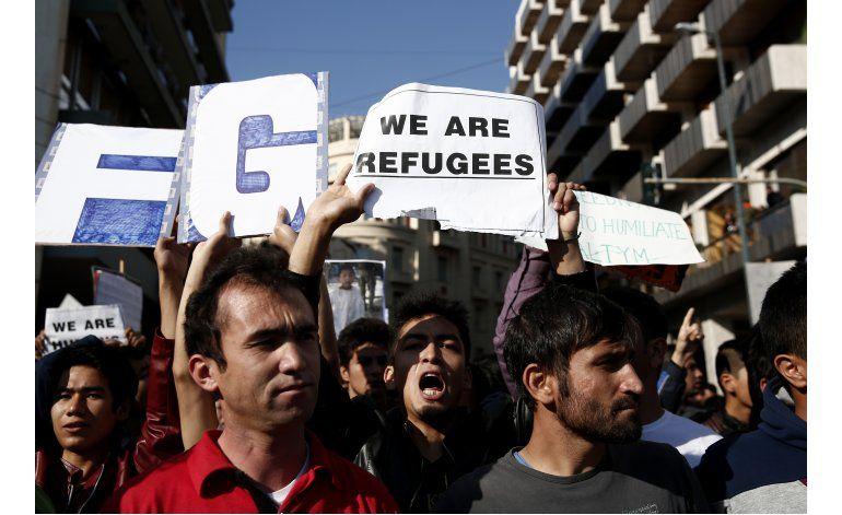 Grecia: Implementación de pacto sobre migrantes será gradual