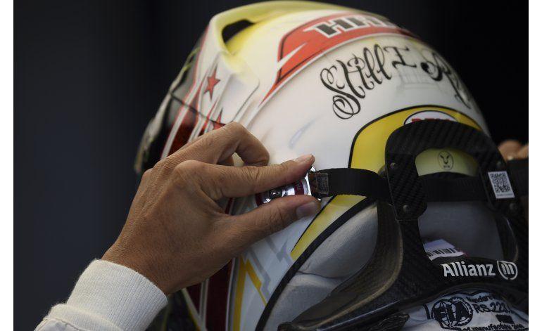 Hamilton saldrá primero en Australia por delante de Rosberg