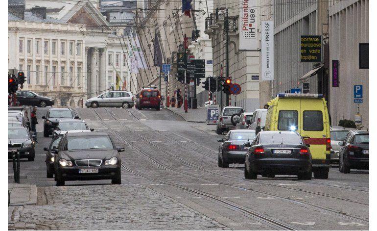 Fiscal: Sospechoso se echó para atrás en ataques en París