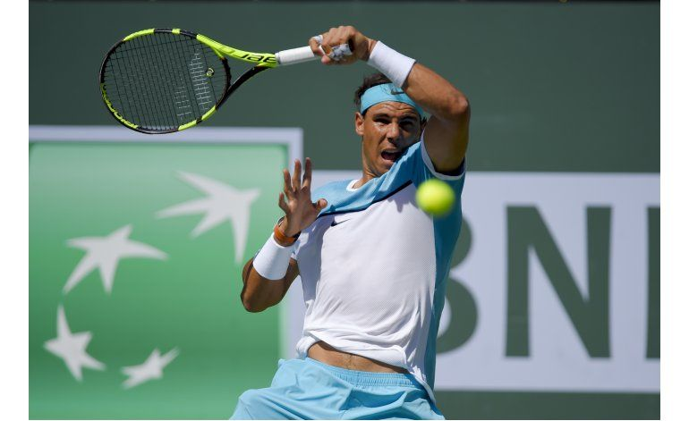 Djokovic doma a Nadal para alcanzar la final en Indian Wells