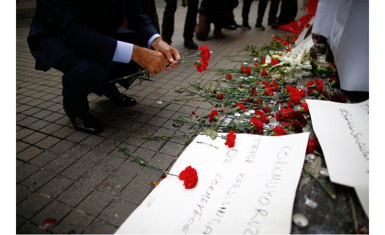 Atacante suicida de Estambul tenía nexos con Estado Islámico