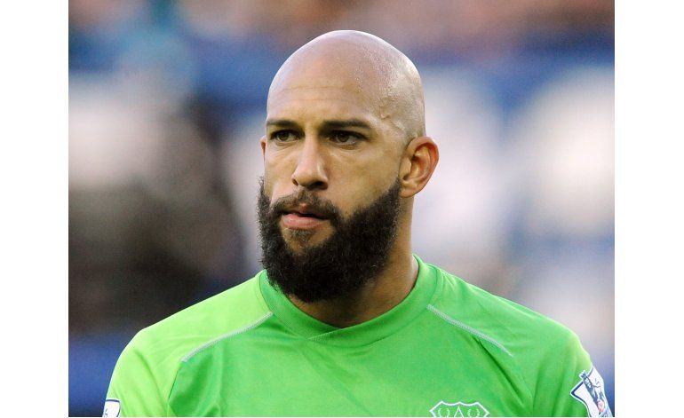 Everton: Portero Tim Howard pasará al Colorado Rapids