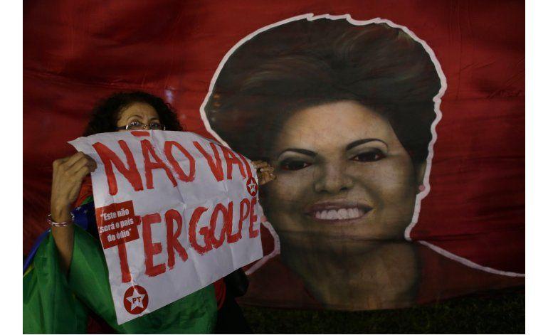 Sondeo muestra fuerte apoyo a destitución de Dilma Rousseff