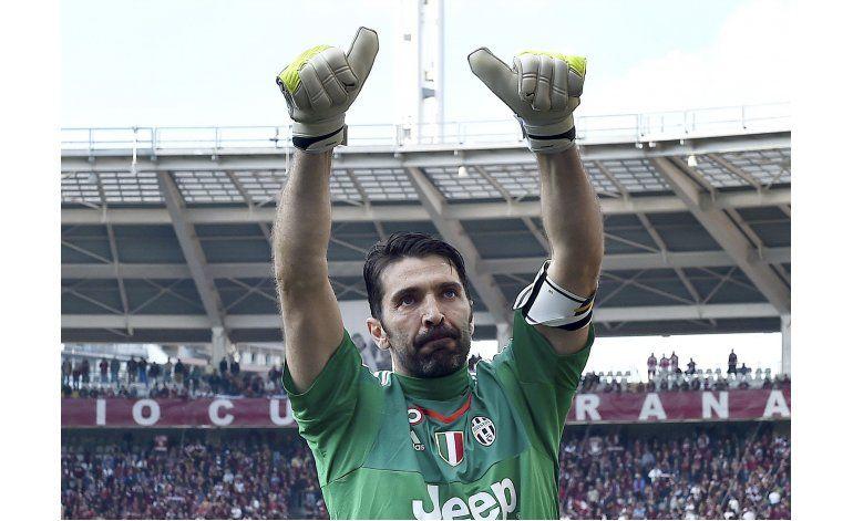 Buffon bate el récord de imbatibilidad de la Serie A