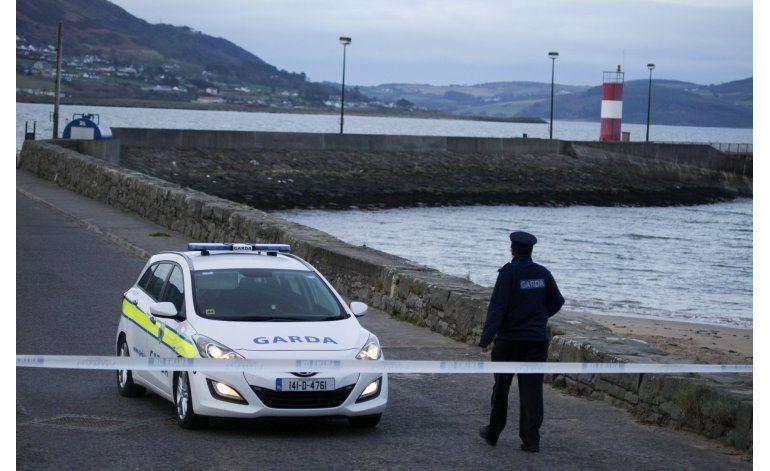 Hombre rescata a bebé en Irlanda