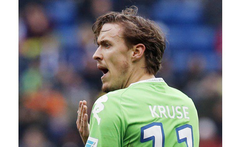 Kruse marginado de selección alemana por indisciplina