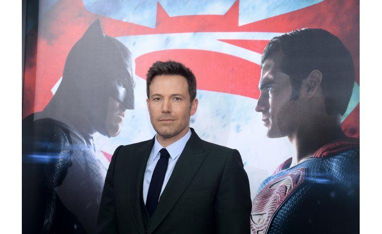 Ben Affleck espera satisfacer a escépticos como Batman