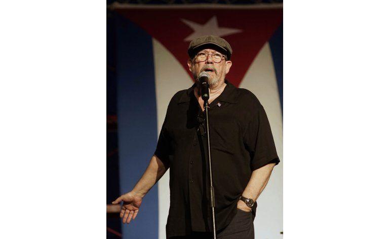 Silvio Rodríguez recuerda pasado oscuro de EEUU contra Cuba