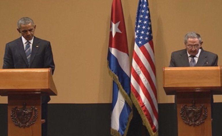 Raúl Castro le dice a Obama que lo que ha hecho su gobierno no es suficiente
