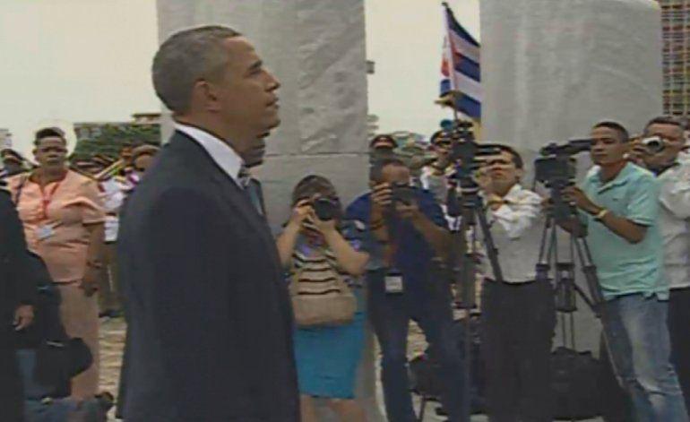 Venezolanos reaccionan ante visita de Obama a Cuba