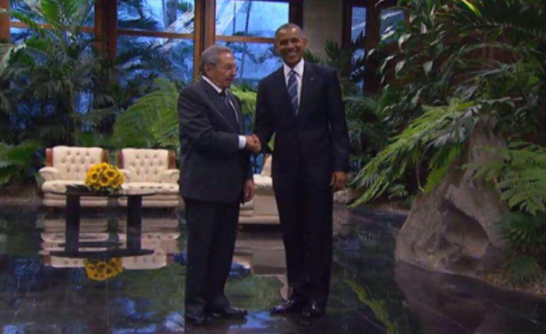 Principales periódicos del país reflejaron la noticia de la visita de Obama a Cuba en sus tapas