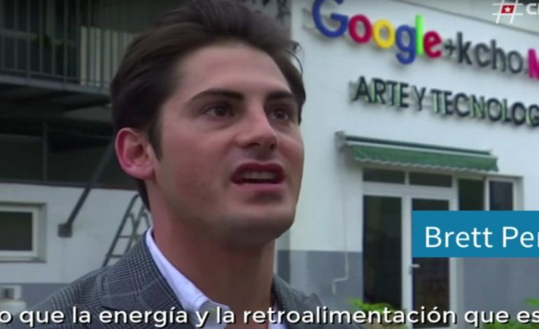 Google se instala en Cuba en el estudio de Kcho