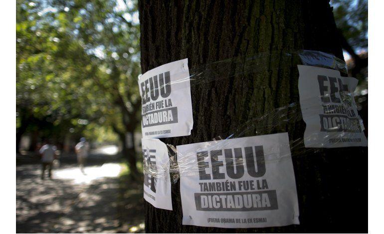 Visita de Obama: retorna sintonía entre Argentina y EEUU