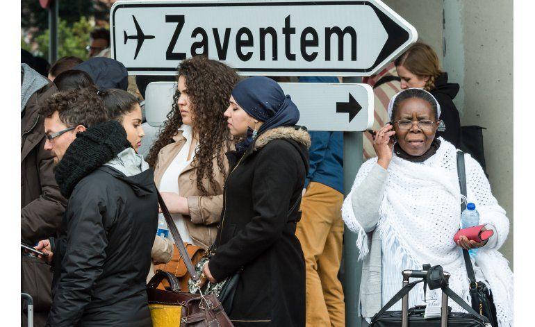 El mundo reacciona asombrado ante ataques de Bruselas