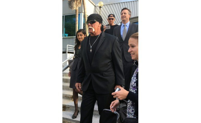 Jurado impone a Gawker $25 millones adicionales para Hogan