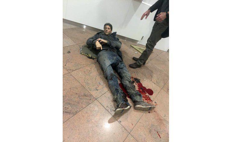 Estado Islámico se atribuye ataques en Bruselas