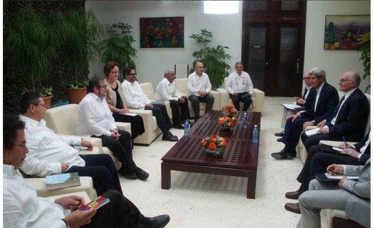 Timochenko: Encuentro con Kerry fue histórico e impensable