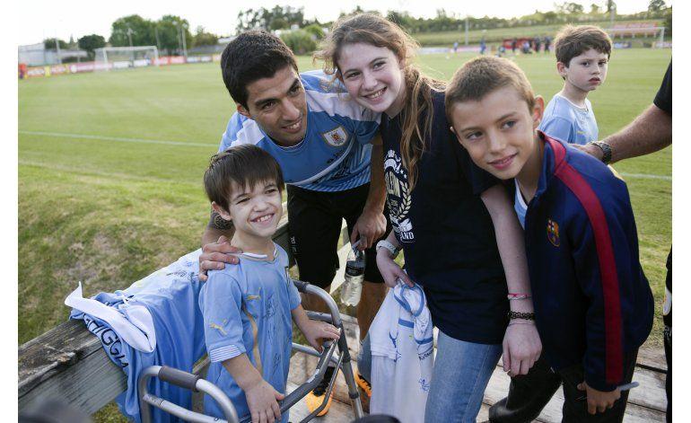 Mundial: Regresa Suárez, debuta Pizzi y juega Messi