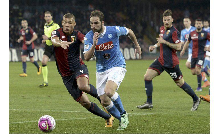 Bayern Munich y Gonzalo Higuaín encabezan la Encuesta AP
