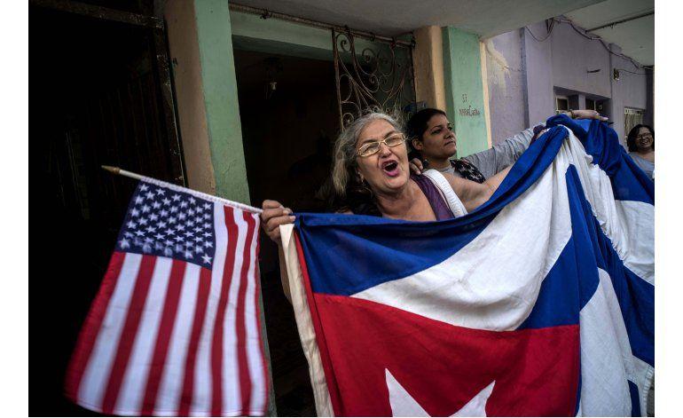 Cubanos hablan de discurso de Obama