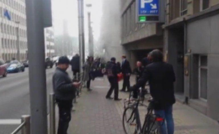 Terror en Bélgica, 31 muertos y 161 heridos en atentados en Bruselas
