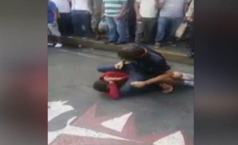 Se  multiplican los linchamientos de delincuentes en Venezuela