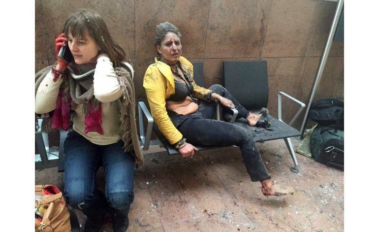 Estado Islámico reivindica atentados en Bruselas