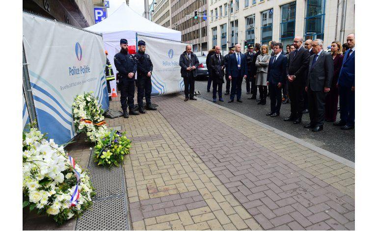 Bélgica muda amistoso a Portugal tras ataques en Bruselas