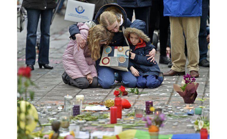LO ULTIMO: Identifican a uno de los atacantes de Bruselas