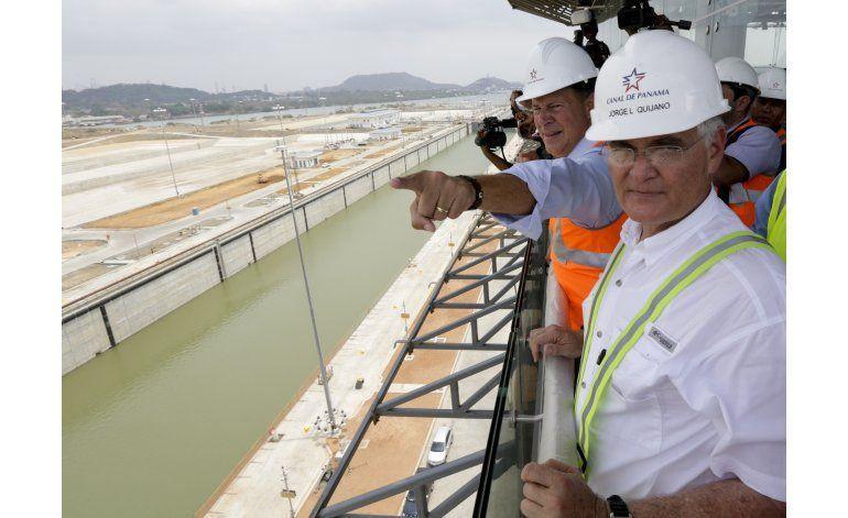 Panamá inaugurará canal ampliado el 26 de junio