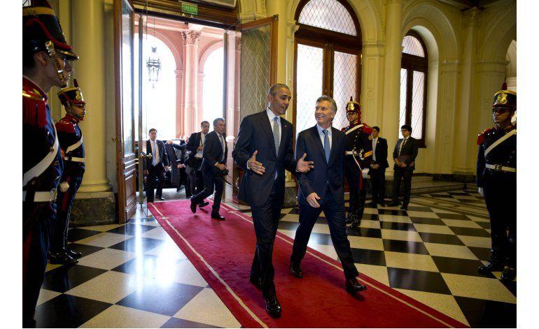 Obama y Macri inician etapa de acercamiento