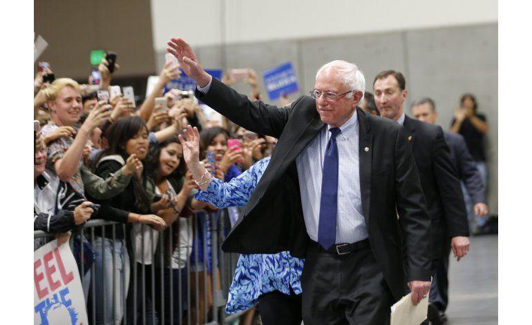 LO ULTIMO: Clinton mantiene ventaja en delegados