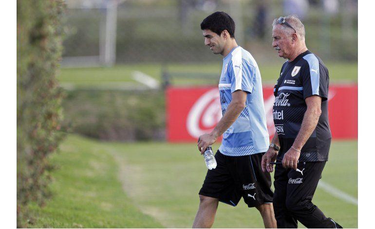 Brasil vela armas ante el regreso de Luis Suárez