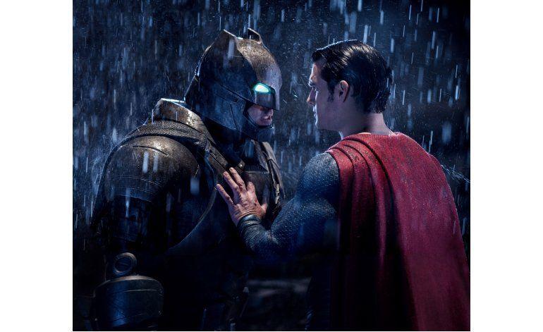 Affleck y Cavill sin rivalidad en Batman vs Superman