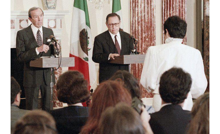 Muere excanciller mexicano Fernando Solana